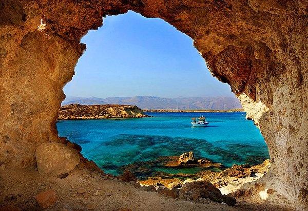 Crete,Koufonissi