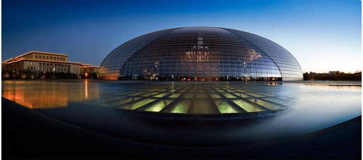 17 best beijing opera house images on pinterest for Beijing opera house architect