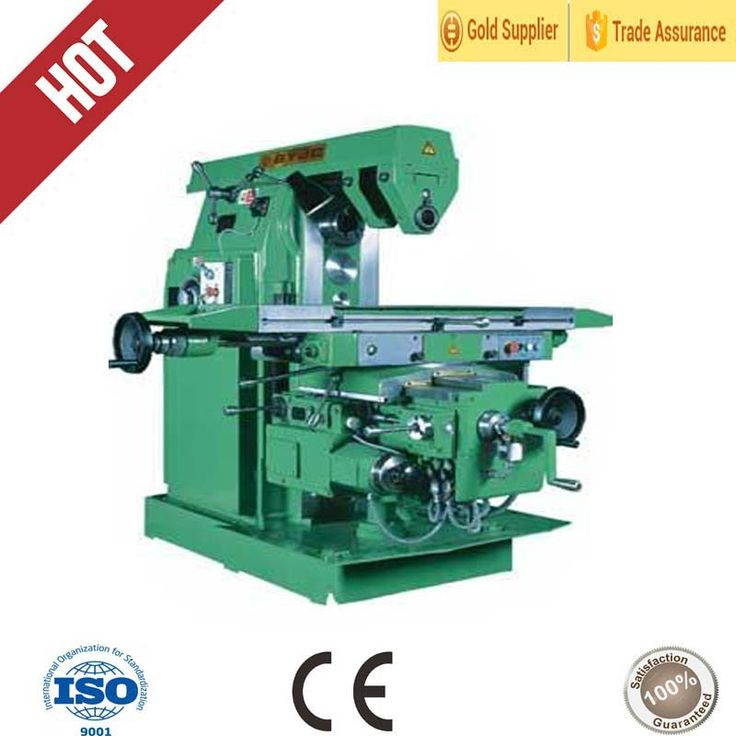 Good quality China drilling milling machine X6350 with CE for sale