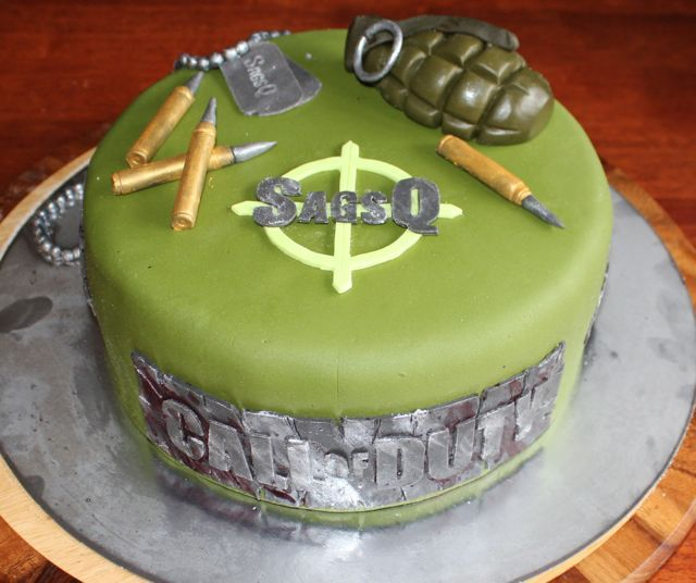Call Of Duty Birthday