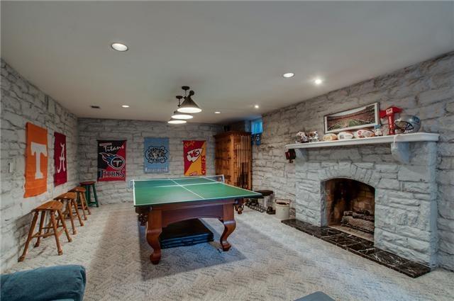 Man Cave Ventura Blvd : Urban luxury home of the day a woodmont blvd estate