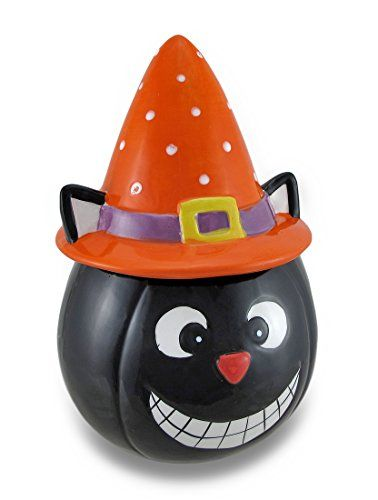 Halloween Cookie Jars | WebNuggetz.com