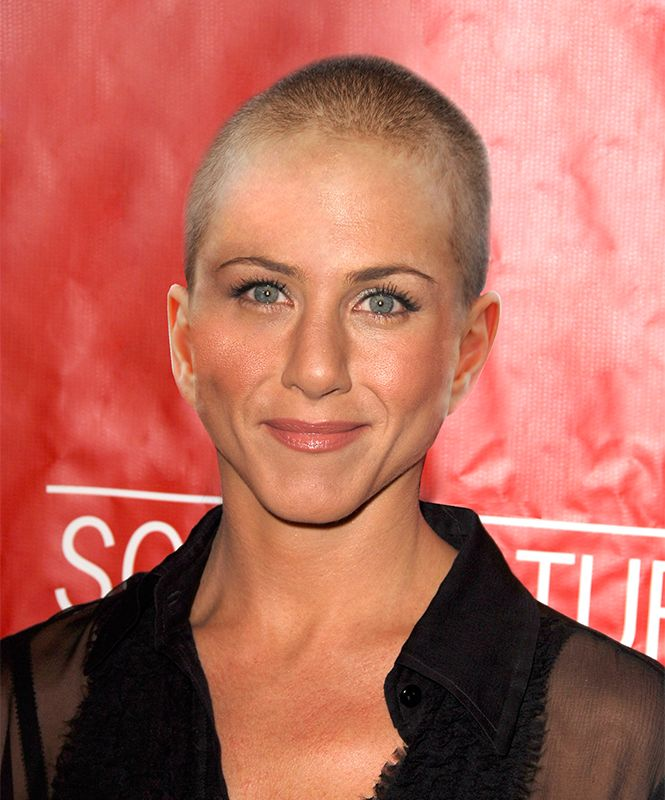 Very Courageous! Jennifer Aniston Did WHAT To Her Hair? - Daily Makeover