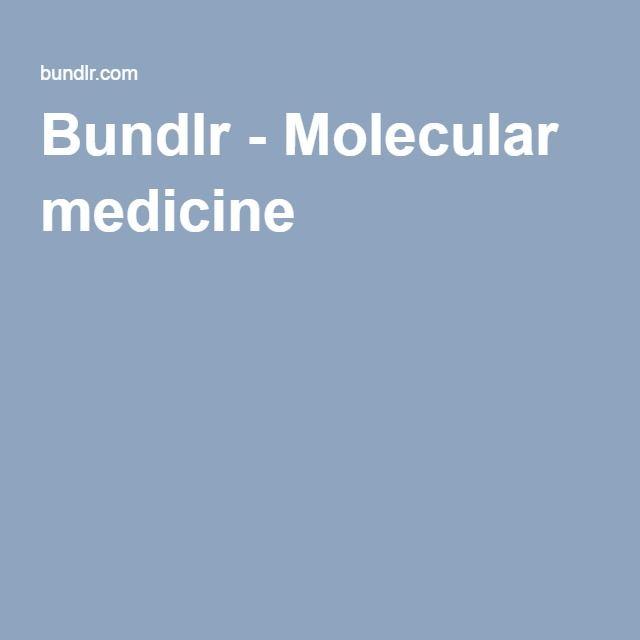 Bundlr - Molecular medicine