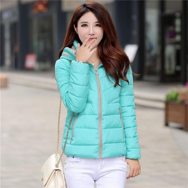 Down Parka Cotton Jacket 2017 Winter Jacket Women Thick Snow Wear Coat Lady Clothing Female Jackets Parkas Plus Size 3XL