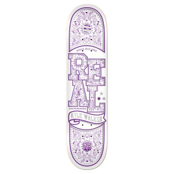 Real Skateboard Deck Kyle Walker Lowpro Pop 8.38 | snapchat @ http://ift.tt/2izonFx