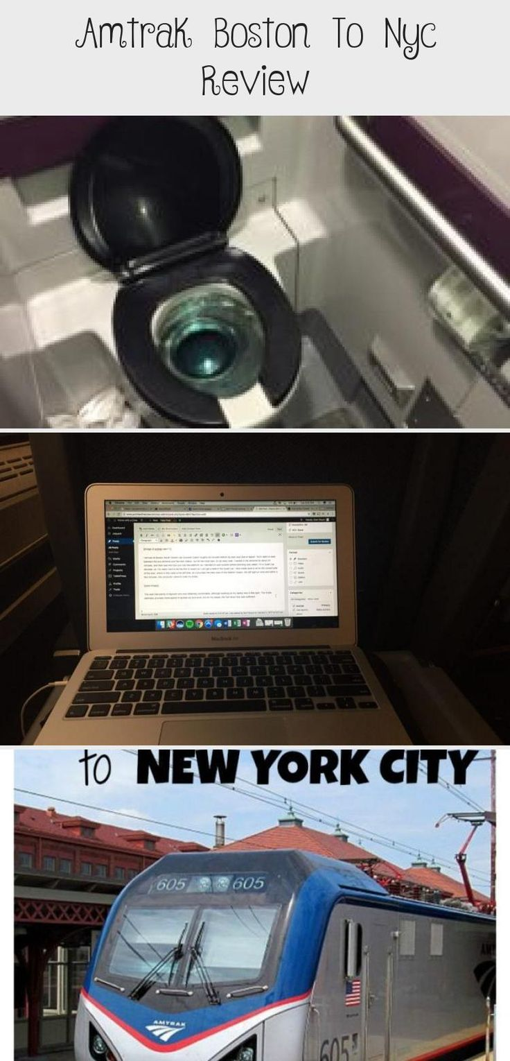Amtrak Boston To Nyc Review In 2020  With Images