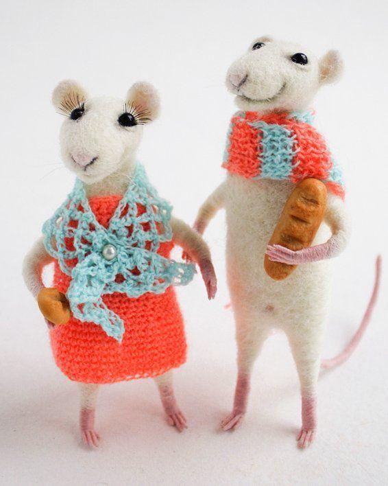 Мышки с хлебушком