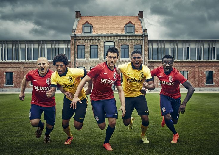 Lille 2014-15 Nike