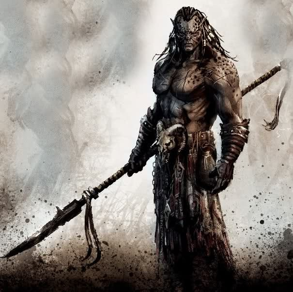 ...those of the Quendi that came into the hands of Melkor were put in prison, and by slow arts of cruelty were corrupted and enslaved. And thus did Melkor breed the hideous race of the Orcs in mockery and envy of the Elves, of whom they were afterwards the bitterest foes. And deep in their dark hearts the Orcs loathed their Master.