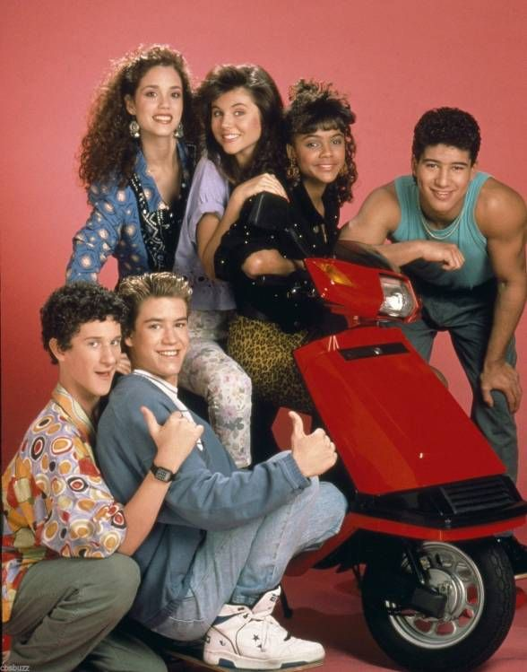 Saved by the Bell Cast - Sitcoms Online Photo Galleries