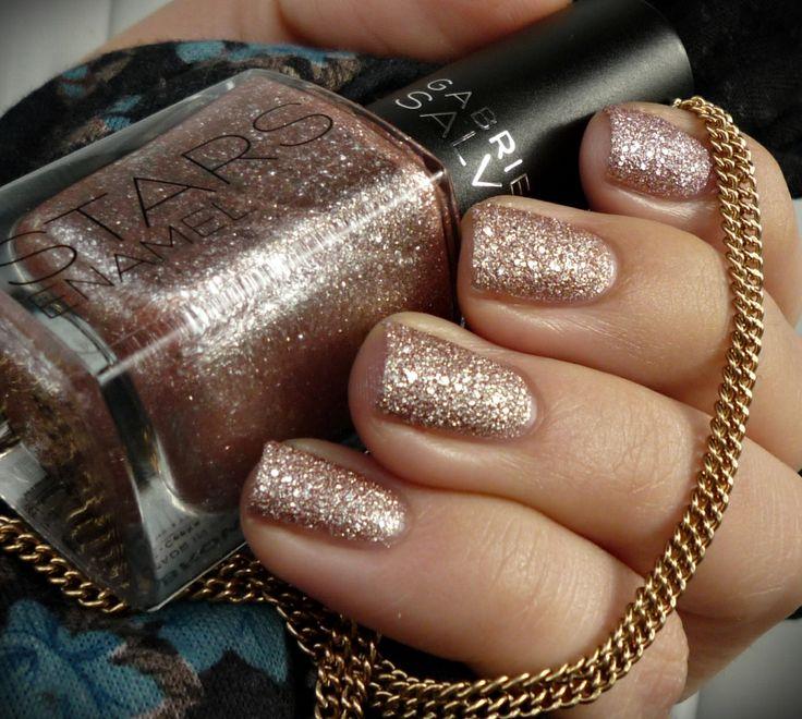Malý koutek krásy: Gabriella Salvete STARS Enamel - Brown Sugar :)