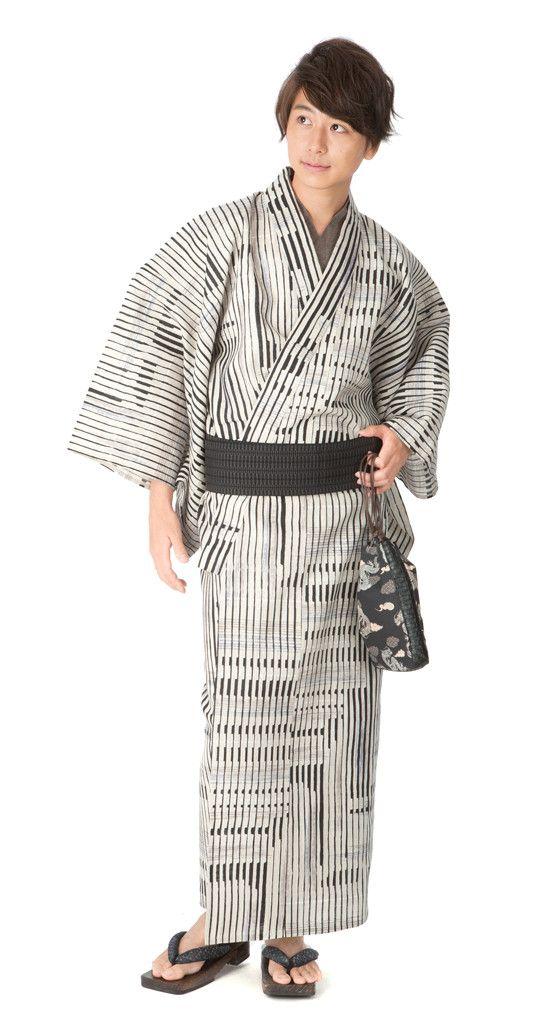 【特選】芸艸堂 メンズ浴衣角帯3点セット
