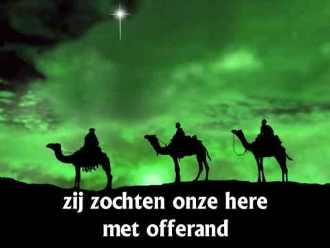 """▶ ♪ Kerstliedje: """"Nu zijt wellekome"""" met tekst! - YouTube"""