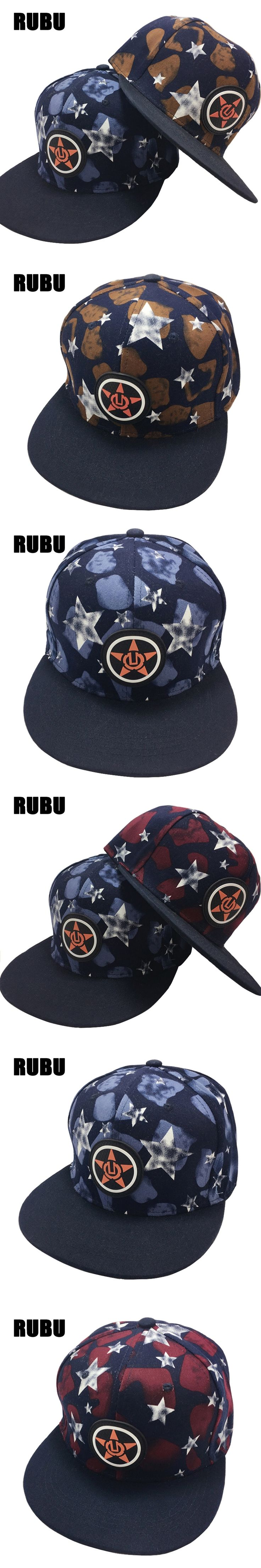 Fashion star logo Snapback Hats men Bone Snap Back gorras Men Hip Hop Cap Fitted Baseball Cap k pop Flat-brimmed Hat Star hats