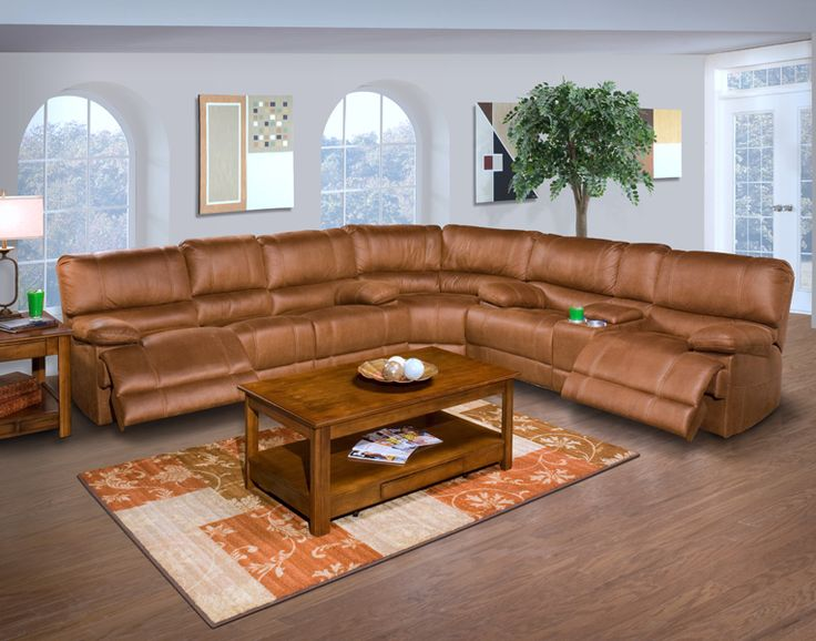17 best images about sectionals on pinterest taupe for Affordable furniture 3 piece sectional in wyoming saddle