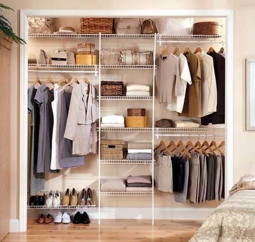 Designs For Small Closets - Bing Images