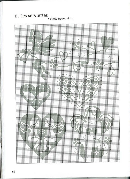 Cupid Angel Cross Stitch