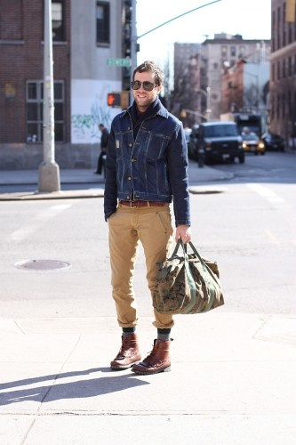 .: Men Clothing, Jeans Jackets, Casual Menswear, Men Style, Fashion Week, Denim Jackets, Men Fashion, Man Fashion, Demin Jackets
