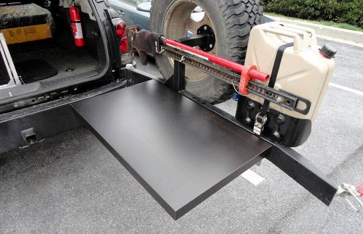 Swing Out Tire Carrier Kit Google Search Overland
