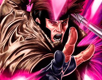 "Check out new work on my @Behance portfolio: ""Ilustración Gambito X-Men"" http://be.net/gallery/43996339/Ilustracion-Gambito-X-Men"