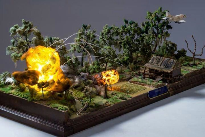 Another Awesome Vietnam Diorama