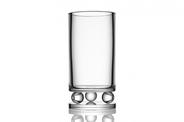 Karl Lagerfeld Glassware is Couture for Your Countertop - foodista.com