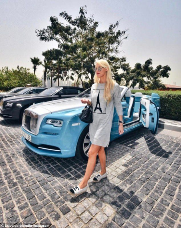 Supercar Blondie Reviews The World S Most Expensive Cars