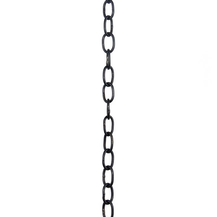 [Chain 06] Light Oval Chandelier Chain