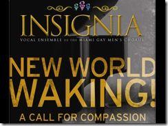 Miami Gay Men's Chorus Insignia ensemble to perform 7:30 p.m. Saturday at Aventura Arts & Cultural Center