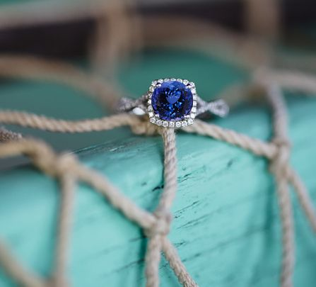 This gorgeous #engagementring is what every girl wants.