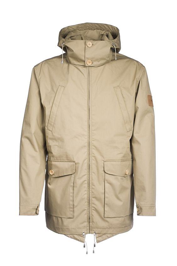 Makia Fishtail Jacket