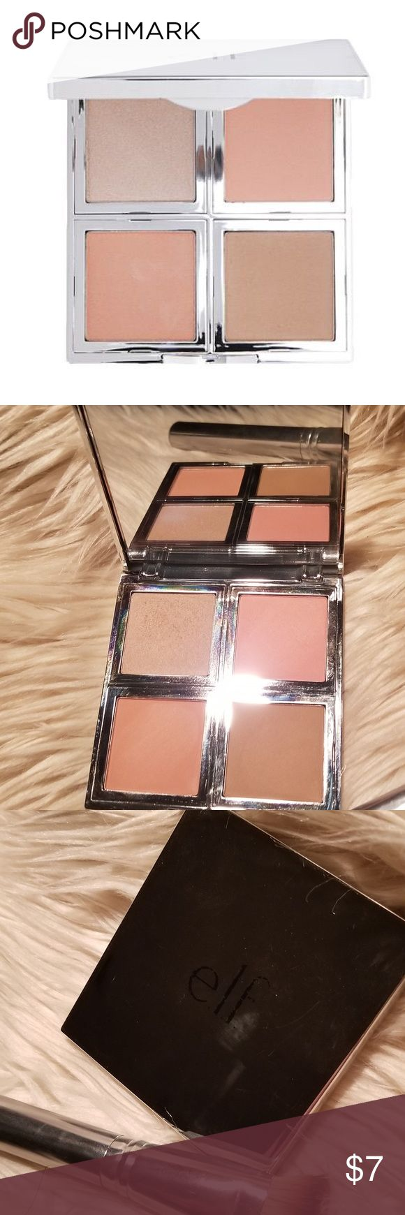 Full Face Palette for Flawless Complexion This threein