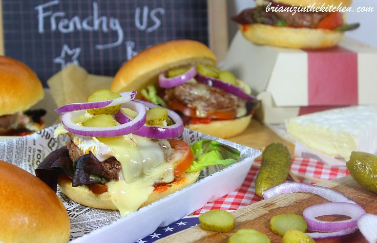 US Frenchy Burger