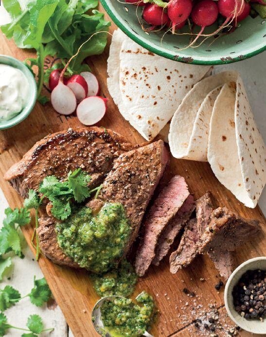 Wrap met steak I Wrap with steak #meat #steak #wrap