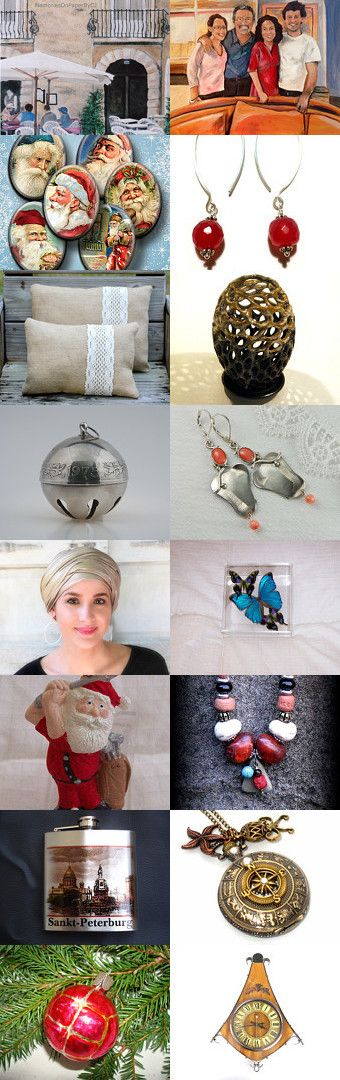 Saturday Gratitude Treasury by Clear Skin Mineral Makeup on Etsy--Pinned with TreasuryPin.com