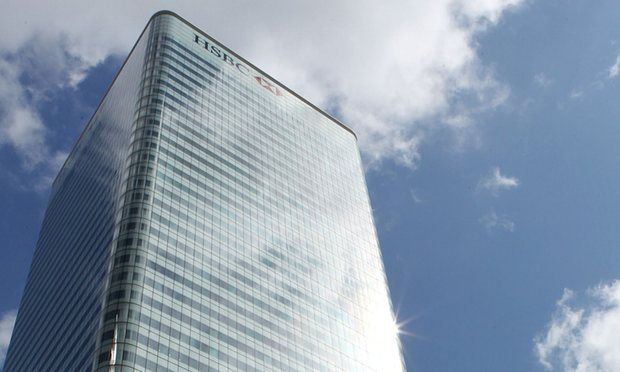 "Europe's Biggest Bank London's HSBC Is On ""RED ALERT"": U.S. Possibility Of A Severe Fall..."