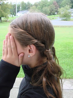 Sassy's hairstyles: Tween and Teen