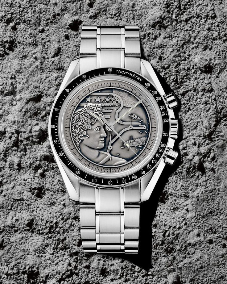 A Collectible Speedmaster: The Omega Apollo XVII (Limited Edition) - The Watch Guide