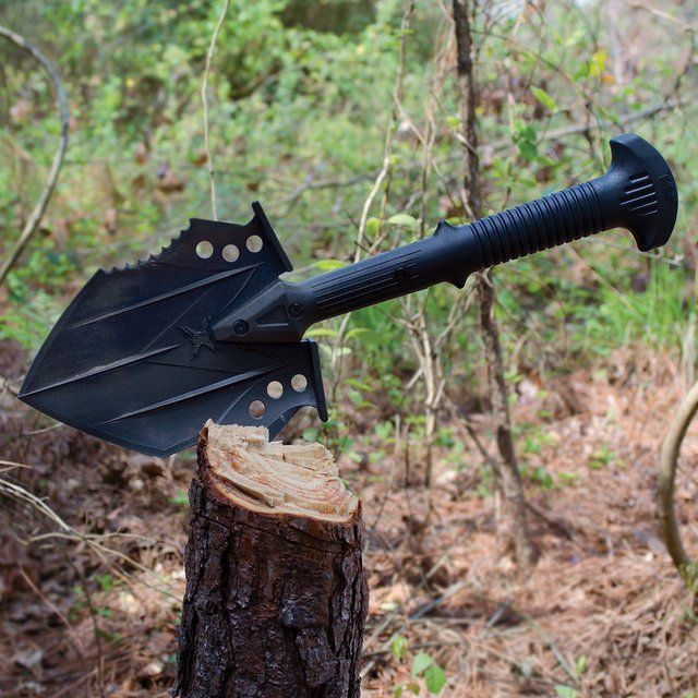 M48 Kommando Survival Shovel #Shovel, #Survive, #Weapon