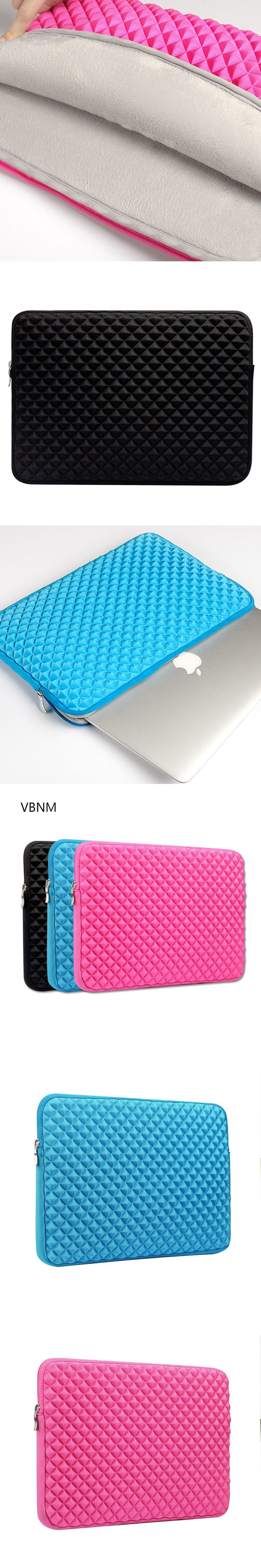 VBNM 11 12 13 15 Inch Waterproof Notebook Bag Laptop Sleeve for Macbook Air Pro Retina Protective Bag Case for Mac Laptop 13.3
