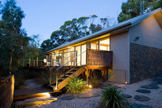 Zen Pavilion | Hepburn Springs, VIC | Accommodation