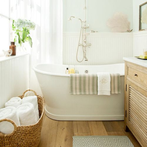 Gorgeous for small bathroom