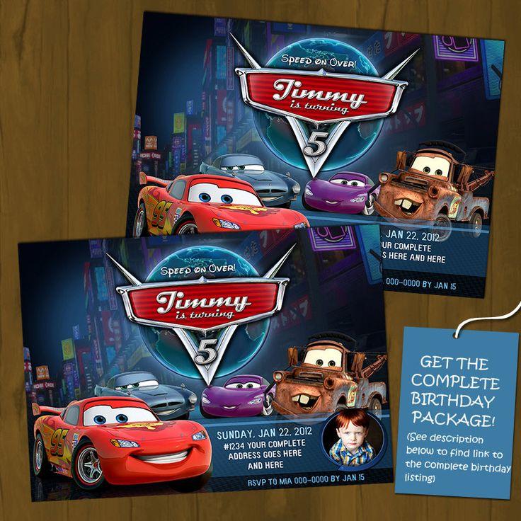 Best Autos Images On Pinterest Cars A Logo And Disney Cruiseplan - Lightning mcqueen custom vinyl decals for cardisney pixar cars a walk down cars advertising memory lane take