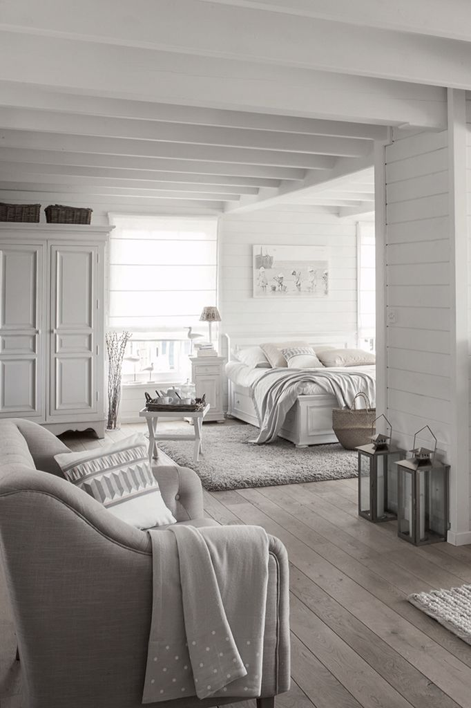 Harmonie Collection Simplicity in white