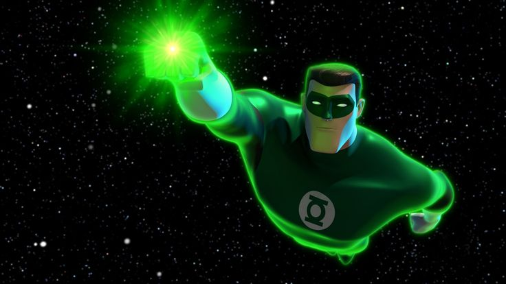 Green Lantern The Animated Series. Gone too soon and better than one would have expected after the not so great feature film.