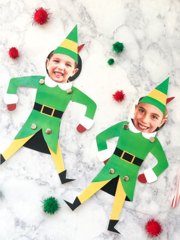 This is a picture of Striking Elf Yourself Printable