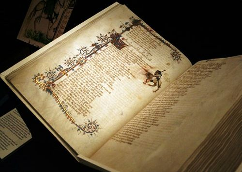 Most expensive books Canterbury Stories by Chaucer - The first edition of this book, dated to the 15th century was sold for $ 7.5 million at a London auction. For comparison – this edition was originally bought for £ 6 by Earl Fitzwilliam in 1776.