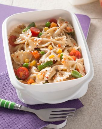Garden-Patch Pasta Salad - looking for lunch ideas?