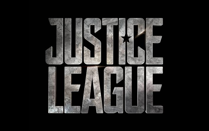 Download wallpapers Justice League, 4k, 2017 movie, black background